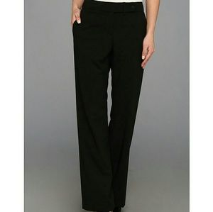 Calvin Klein Classic-Fit Trousers Size 8